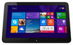 """HP - 20"""" Portable Touch-Screen All-In-One Computer - Intel Core i3 - 4GB Memory - 750GB Solid State Drive"""