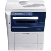 Xerox - WorkCentre Laser Multifunction Printer - Monochrome - Plain Paper Print - Desktop - Blue