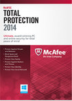 McAfee Total Protection 2014 (3-User)