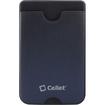 Cellet - EZStick Universal ID/Credit Card Holder for Smartphones - Navy Blue - Navy Blue