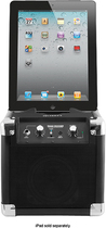 Ion Audio - Road Rocker Bluetooth Speaker System for Apple® iPod® touch, iPad® and iPhone®