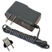 HQRP - AC Adapter for NordicTrack E5 SI Elliptical Exerciser 831.238550 NTEL059080 + Euro Plug Adapter