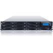 Sans Digital - AS212X6HP 2U 12Bay 6G SAS SATA HW RAID 5 6 50 60Rackmount