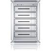 Sans Digital - TS5CT 3.5in 5 bay USB eSATA Firewire HW RAID 5 Tower