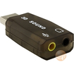 eForCity - USB Sound Card Adapter For Skype/Internet phones/Chat programs/MSN/Yahoo/ICQ/AIM and more