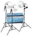 RPS Studio - 1500W Light Kit