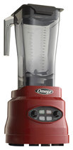 Omega - 64-Oz. Blender - Red - Red