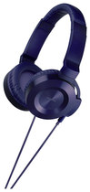 Onkyo - On-Ear Headphones - Violet - Violet