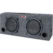 Audiopipe - kic80 (2) Dual 8 Car Audio Subwoofer Sub Box W/ 5 Tweeters