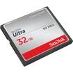 SanDisk - 32GB Ultra CompactFlash (CF) Card - Multi