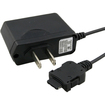 eForCity - Travel Charger for Samsung A850 / A950 / U340 Snap / U540 - Black
