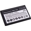 eForCity - Li ion Battery for Samsung Galaxy Prevail SPHM820 - White - White