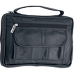 B & F System - Embassy Carrying Case for Books - Solid Black