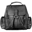 David King - Carrying Case (Backpack) for PDA, Cellular Phone, Wallet, ID Card, Ticket, Pen, Accessories, Map - Black