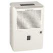 EdgeStar - Energy Star 50 Pint Portable Dehumidifier - White