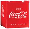 Nostalgia Electrics - Coca-Cola Series 1.7 Cu. Ft. Compact Refrigerator - Red