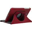 BasAcc - Rotatable MyJacket Case Cover for Samsung T210R Galaxy Tab 3 7.0 - Red