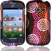 Insten - Ethnic Wave Case Cover for Samsung Galaxy Centura S738C