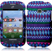 BasAcc - Case Cover for Samsung Galaxy Centura S738C - African Pattern - African Pattern