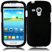 Insten - Case Cover for Samsung Galaxy S III mini i8190 - Black