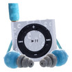 Waterfi - Apple® iPod® shuffle 4th Generation MP3 Player - Silver