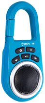 Ion Audio - Clipster Wireless Speaker - Blue