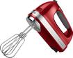 KitchenAid - 7-Speed Hand Mixer - Empire Red