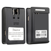 eForCity - Desktop Battery Charger for Samsung Galaxy Note LTE i717 Note N7000