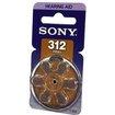Sony - Hearing Aid Battery