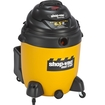 Shop-Vac - The Right Stuff Cansiter Vacuum Cleaner - Black, Yellow