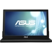 Asus - MB168B Portable USB-powered Monitor - Black