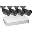 Q-see - 4 Channel DVR   Real-Time 2CIF Resolution   480TV of Resolution