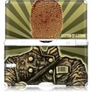 Zing Revolution - Portable Gaming Console Skin - System of a Down Thumbprint Soldier - System of a Down Thumbprint Soldier