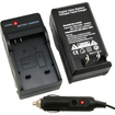 eForCity - Compact Battery Charger Set For Canon NB-6L/Powershot D20/S120/SX510 HS/SX170 IS