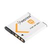 eForCity - Sony NP-BN1/DSC-QX10/DSC-QX100/DSC-TX30 Compatible Li-ion Battery - White - White