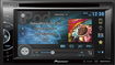 "Pioneer - 6.1"" CD/DVD Built-In Bluetooth Apple® iPod®-Ready In-Dash Receiver with Remote - Black"