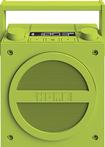 iHome - Wireless Boombox with FM Radio - Green