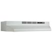 Broan - F402401 Under Cabinet Vent Hood - White