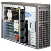 Super Micro - SuperWorkstation Barebone System - 4U Tower - Intel C602 Chipset - Socket R LGA-2011 - Black