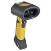 Motorola - Symbol Bar Code Reader - Black, Yellow