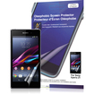 Green Onions Supply - Crystal Oleophobic Screen Protector for Sony Xperia Z1 - Crystal Clear