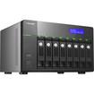 QNAP - 8-bay High Performance NAS for SMB - Black