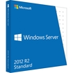 Microsoft - Windows Server 2012 R.2 Standard 64-bit - Complete Product