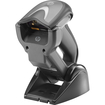 HP - Wireless Barcode Scanner - Black - Black