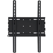 Telehook - Wall Mount for Flat Panel Display, Digital Signage Display - Black