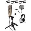 CAD - Bundle U37 USB Studio Recording Microphone