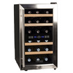 EdgeStar - 18 Bottle Free Standing Dual Zone Wine Cooler - Multi