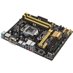 Asus - Desktop Motherboard - Intel B85 Express Chipset - Socket H3 LGA-1150 - Multi