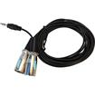 HQRP - 3.5mm to Dual Male XLR plugs Cable Cord for Zoom h4n Shure PG48 Sennheiser e835 plus HQRP Coaster