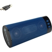 Accessory Power - BlueSYNC BR2 Portable Bluetooth Stereo Speaker f/ Samsung Galaxy S5 , S4 , S III , Note 3 & More - Blue